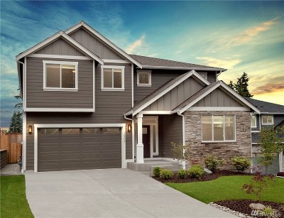Gig Harbor Single Family Home For Sale: 7761 53rd Place