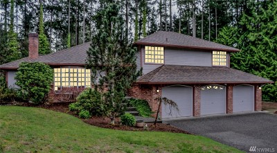Edmonds Single Family Home For Sale: 7010 172nd St SW