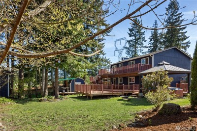 Maple Valley Single Family Home For Sale: 28709 235th Ave SE