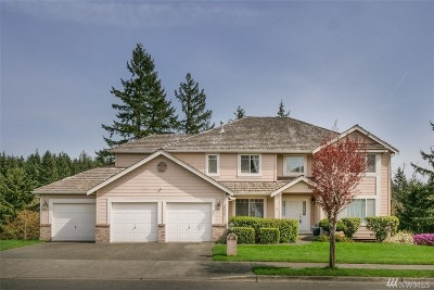 Federal Way Single Family Home For Sale: 35418 7th Ave SW