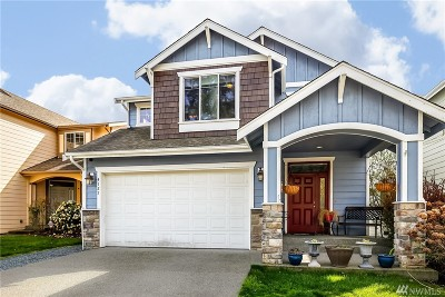 Renton Single Family Home For Sale: 4127 NE 5th Ct