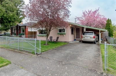 Single Family Home Sold: 716 E St