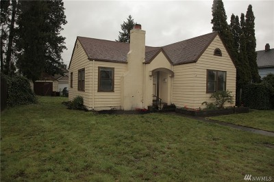 Marysville Single Family Home For Sale: 1905 4th St