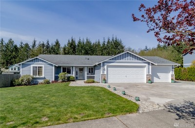 Stanwood Single Family Home For Sale: 28026 73rd Ave NW