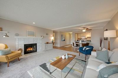 Condo/Townhouse Sold: 9710 Greenwood Ave N #205