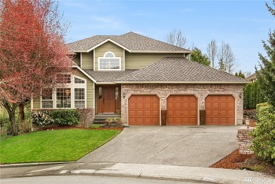 Federal Way Single Family Home For Sale: 4609 SW 328th Place