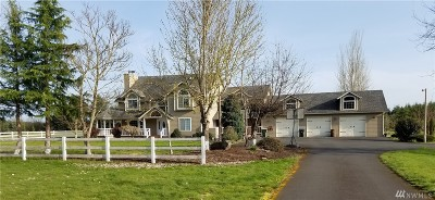 Chehalis Single Family Home For Sale: 185 Vista Rd