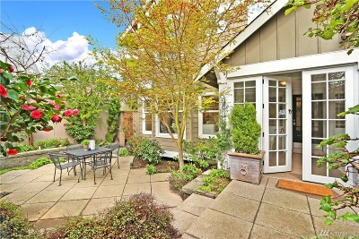 King County Single Family Home For Sale: 6540 54th Ave S