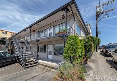 Edmonds Condo/Townhouse For Sale: 223 Dayton St #9