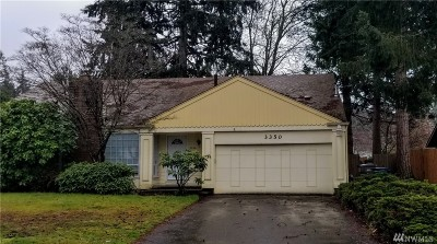Auburn WA Single Family Home For Sale: $297,000