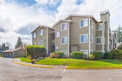 Federal Way Condo/Townhouse For Sale: 28712 18th Ave S #X302