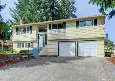 Steilacoom Single Family Home For Sale: 2709 Cambridge Dr