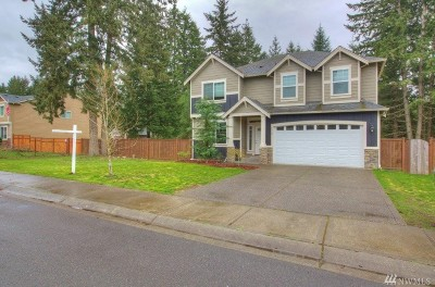 Pierce County Single Family Home For Sale: 6810 292nd St S
