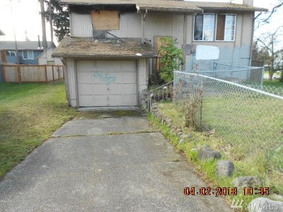 Tacoma Single Family Home For Sale: 1834 S 92nd St