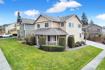 Lynnwood Single Family Home For Sale: 20215 10th Ave W