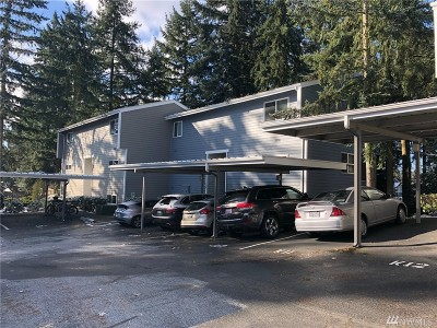 Bellevue Condo/Townhouse For Sale: 3029 127th Place SE #J22