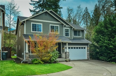 Tumwater Single Family Home For Sale: 1675 View Point Ct SW