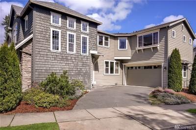 Redmond Single Family Home For Sale: 18200 NE 110th St