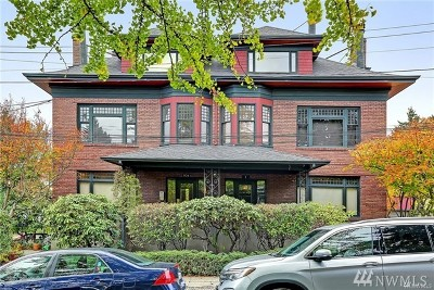 Condo/Townhouse Sold: 904 E Miller St #4
