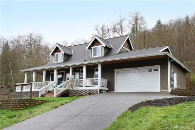 Bellingham Single Family Home For Sale: 557 Lohink Place