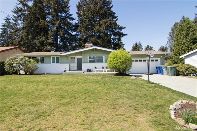 Bellevue Single Family Home For Sale: 6241 123rd Ave SE