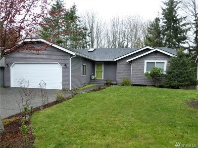 Bellingham WA Single Family Home For Sale: $479,900