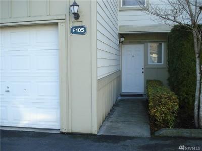 Everett Condo/Townhouse For Sale: 1600 121st St SE #F-105