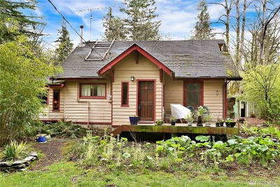 Bellingham Single Family Home For Sale: 1239 Kelly Rd