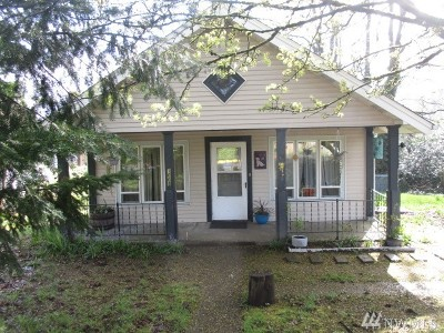 Olympia Single Family Home For Sale: 1002 Boulevard Rd SE