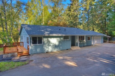 Gig Harbor Single Family Home For Sale: 1024 Pt Fosdick Rd NW
