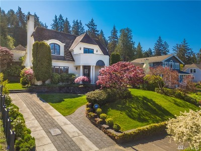 Bellingham Single Family Home For Sale: 233 S Forest St