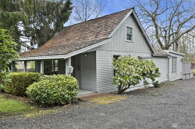 Snohomish Single Family Home For Sale: 14617 Three Lakes Rd