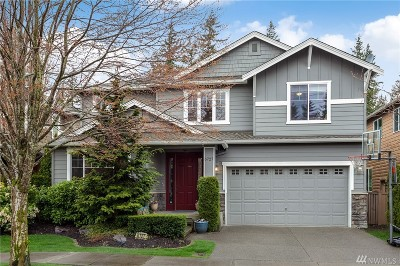 Snoqualmie Single Family Home For Sale: 6727 Crest View Ave SE