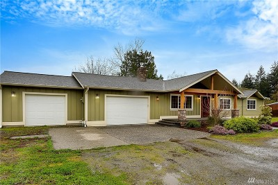 Lynden Single Family Home For Sale: 931 Birch Bay Lynden Rd