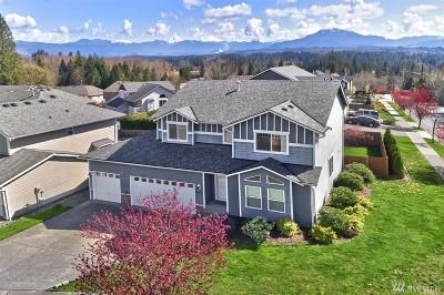 Lake Stevens Single Family Home For Sale: 3211 118th Dr NE