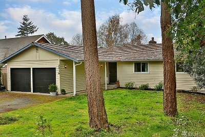 Langley Single Family Home For Sale: 2518 Hillis Dr