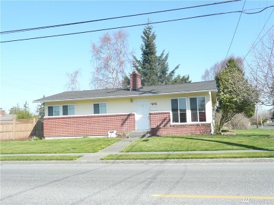 Mount Vernon Single Family Home For Sale: 1815 E Section St