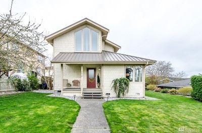 Anacortes Single Family Home Pending Inspection: 3920 Commercial Ave