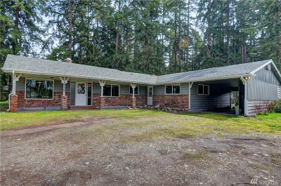 Spanaway Single Family Home For Sale: 19715 8th Ave E