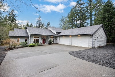 Pierce County Single Family Home For Sale: 7018 56th Av Ct NW