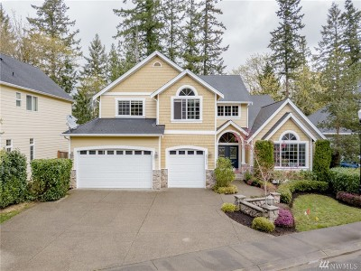Maple Valley Single Family Home For Sale: 23416 SE Daybreak Place
