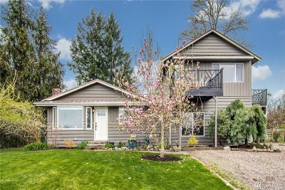 Snohomish Single Family Home For Sale: 16004 Market St