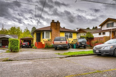 Seattle Single Family Home For Sale: 2113 Hanford St