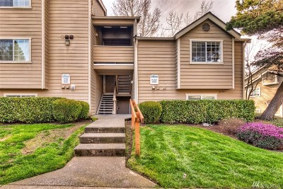 Federal Way Condo/Townhouse For Sale: 1840 S 284th Lane #H-204