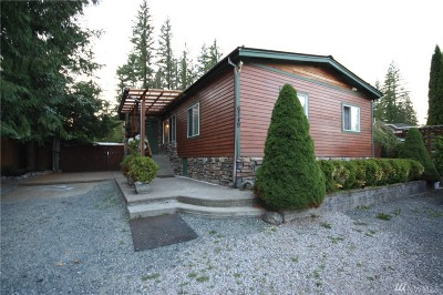 Whatcom County Single Family Home For Sale: 6249 Shamrock Rd