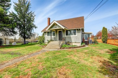 Tacoma Single Family Home For Sale: 3611 112th St E
