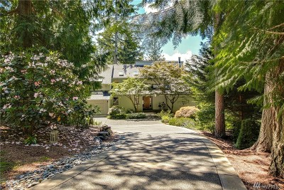 Issaquah Single Family Home For Sale: 24831 SE Mirrormont Place