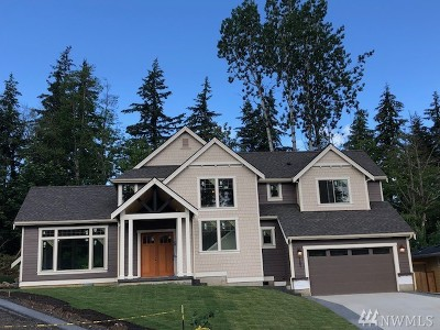 Bellingham Single Family Home For Sale: 707 San Juan Place