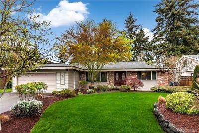 Kent Single Family Home For Sale: 3550 Hampton Wy