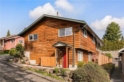 Shoreline Single Family Home For Sale: 17317 Ashworth Ave N